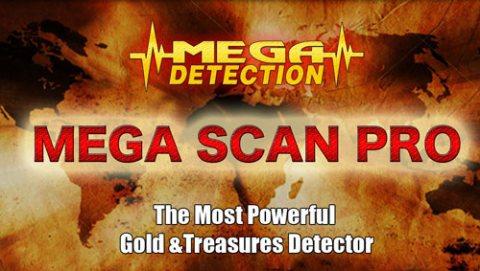 جهاز MEGA SCAN PRO الجديد