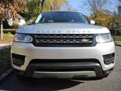 2015 Range RoverSportHSE
