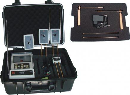 BR 800 P الأفضل عالمياً لكشف الذهب الخام وجميع المعادن لعمق 50 م ودائري 2000 م