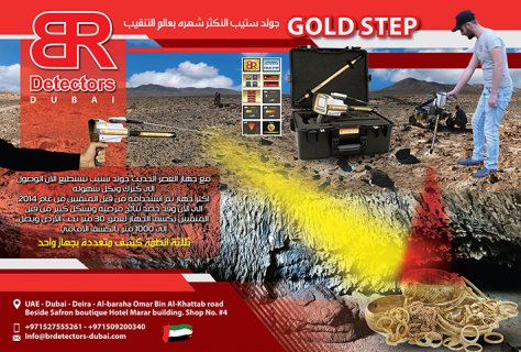 جهاز كشف الذهب والدفائن في موريتانيا