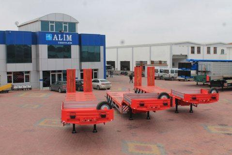 شركة ALiM التركية تقوم الشركة بتصنيع وانتاج المقطورات