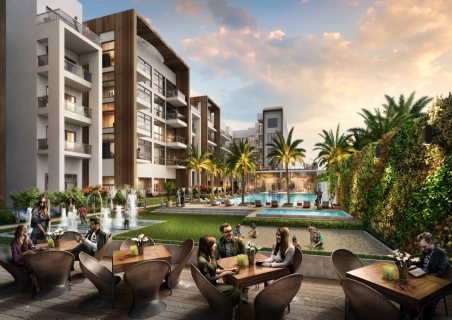 10-year ownership of apartments in Jumeirah Village in installments