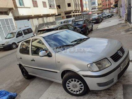ابحث عن سيارة فولسفاكن بولو 2001
