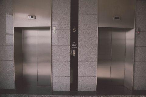 Installation des ascenseurs