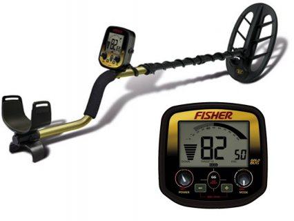 جهاز Fisher Gold bag بافضل الاسعار لكشف الذهب
