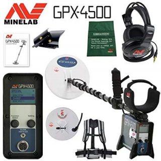 GPX4500 الجهاز الافضل في كشف المعادن النادرة