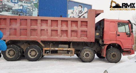 HOWO A5 371 2011