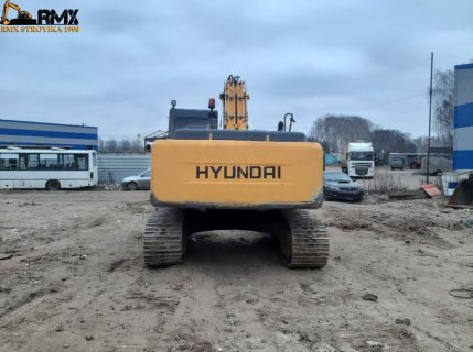 HYUNDAI R210 LC-7 2012