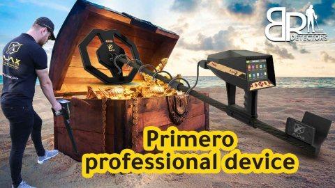 Gold Nuggets Detector - PRIMERO AJAX