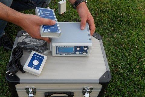 أحدث جهاز  لكشف المياه  WF 202 PRO