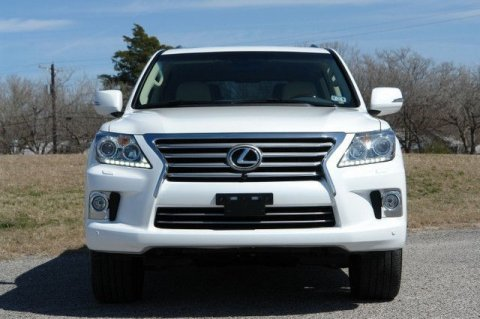 صور LEXUS LX 750, 2013 MODEL FOR SALE 1