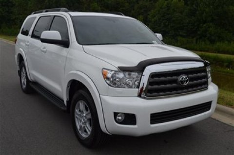 صور fairly used 2012 Toyota Sequoia for sale 1