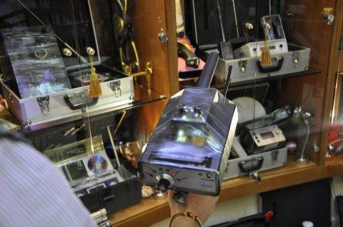 عروض شركة FTGUSA لتجارة اجهزة الكشف عن الذهب والكنوز تحت الارض