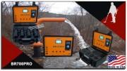 BR700 PRO   اجهزة الكشف عن المياه الجوفيه الاحدث