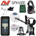 جهاز GPX 4500 كاشف الذهب الخام الطبيعي وجميع المعادن بأفضل سعر مع التوصيل