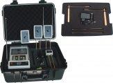جهاز BR 800 P كاشف الذهب الخام وجميع المعادن لعمق 50 م ودائري 2000 م بأفضل سعر