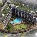 Appartement dans Crystal Resort en jvc avec 109 000 $